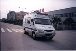 圣路牌SL5040XZHK型勘察指挥车