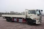 东风日产柴国二后双桥,后八轮重型载货车320马力14吨(DND1241CWB452V1)
