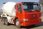 杰之杰牌HD5250GJBHW型混凝土搅拌运输车