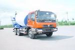 长春牌CCJ5258GJBB型混凝土搅拌运输车图片