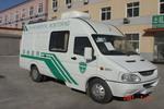 北京牌BJ5043XJC2型监测车