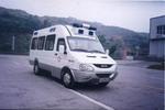 圣路牌SL5041XJHK型救护车