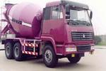 徐工-利勃海尔牌XZJ5250GJBJC6型混凝土搅拌运输车图片
