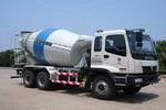 徐工-利勃海尔牌XZJ5255GJB型混凝土搅拌运输车图片
