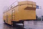 渝州14米8吨2轴车辆运输半挂车(YZ9202TCL)