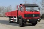 北方奔驰国二单桥货车257马力8吨(ND1162A48J)
