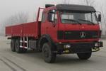 北方奔驰国三后双桥,后八轮货车336马力13吨(ND1252F44J)