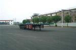 济重牌JZ9380TJZ型集装箱运输半挂车
