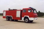 海潮牌BXF5250GXFSG110型水罐消防车