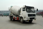 骜通牌LAT5250GJB型混凝土搅拌运输车图片