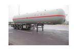 文峰牌QTK9400GYQ型液化石油气运输半挂车