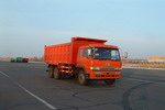 解放牌CA3250P4K8T1A70型6X4平头柴油自卸汽车图片