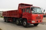 青特前四后八自卸车国二280马力(QDT3310CQ80)