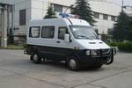 依维柯牌NJ5045XQCNB2型依维柯囚车