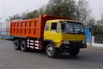 解放牌CA3258P1K1T1型6X4平头柴油自卸汽车图片