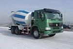 冰花牌YSL5257GJBHM型混凝土搅拌运输车图片
