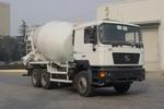 长春牌CCJ5254GJBSX型混凝土搅拌运输车图片