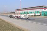 SINGAMAS12.4米30.5吨2轴骨架式集装箱运输半挂车(SV9341TJZG)