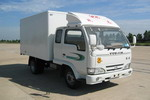 nj5033xxy-dcw3跃进厢式运输车图片
