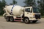 欧曼牌BJ5252GJB-1型混凝土搅拌运输汽车图片