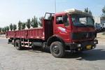 北方奔驰国二单桥货车211马力8吨(ND1165A48)