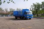 解放牌CA5160XXYP1K2L6T3A80-1型仓栅式厢式运输车图片