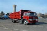 解放牌CA3311P4K2T4A70型8X4平头柴油自卸汽车图片