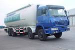 万荣牌CWR5314GFLST456型粉粒物料运输车