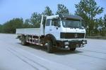 北方奔驰国三单桥货车271马力8吨(ND1160A45J)