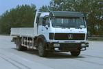 北方奔驰国三单桥货车326马力8吨(ND1161A45J)
