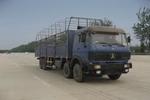 北方奔驰牌ND5241CXYZ型仓栅式运输车图片