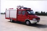 中卓时代牌ZXF5040TXFJY10型抢险救援消防车