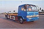 宝鹿牌WZ5120ZBG型背罐车图片