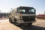 雷沃牌FHM5257GJB-1型混凝土搅拌运输车