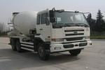 神马牌HEL5251GJBDN459K1型混凝土搅拌运输车