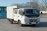 奥铃牌BJ5041V7DW5-Z1型厢式运输车图片