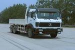 北方奔驰国三后双桥,后八轮货车271马力13吨(ND1253B56J)