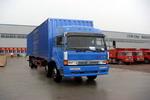 云顶牌RYD5201XXY型6X2厢式运输车图片