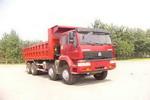 迅力牌LZQ3312Q46W型自卸汽车