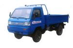 海山牌HS1410D型自卸低速货车