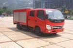路之友牌ZHF5040TSLJY型森林救援车图片