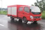 路之友牌ZHF5041TSLZB型森林抢险装备车图片