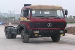 北方奔驰牌ND4180B38型牵引车