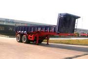 华威驰乐牌SGZ9250ZZX型自卸式半挂车图片
