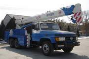 锦重牌JZX5140TCS5B型测试井架车图片
