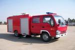 海潮牌BXF5070GXFSG20型水罐消防车
