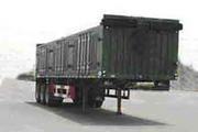 迅力牌LZQ9380MT型煤炭运输半挂车图片