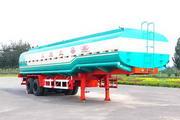迅力10米18吨2轴运油半挂车(LZQ9281GYY)