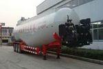 金华飞顺牌JFS9402GFL型粉粒物料运输半挂车