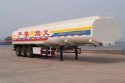 金马牌QJM9400GYY型罐式运油半挂车图片
